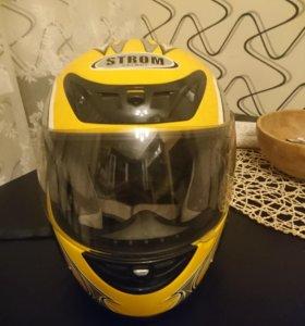 Шлем strom helmet размер L(59-60)