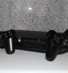 Sony Play Station 3 Slim cech-2000 320Гб