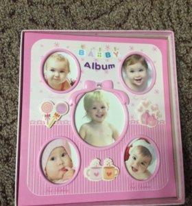 Детский альбом для фото