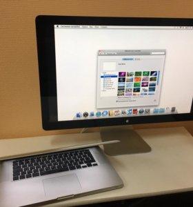 """Apple LED Cinema Display 27"""" (2560х1440) A1316"""