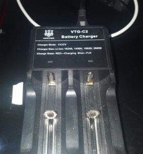 Зарядное устройство VTG-C2