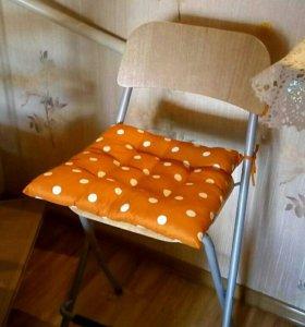 Складные барные стулья(2)