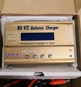 Зарядное устройство imax b6 v2 80w