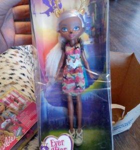 Кукла из серий школа драконов