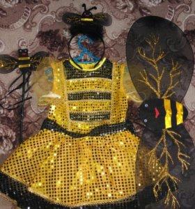 "Новогодний костюм""Пчёлка""на 2-3года"