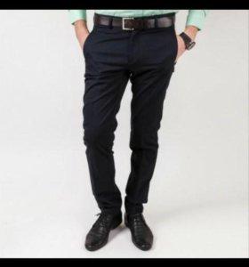 Брюки(джинсы) новые