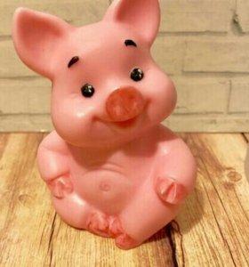 Мыло свинка к новому 2019 году