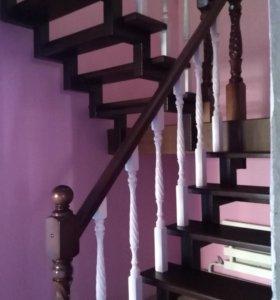 Лестницы. Перила. Ограждения.
