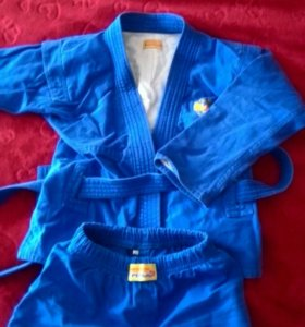 Куртка и шорты для самбо