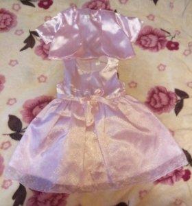 Платье для девочки,рост 86