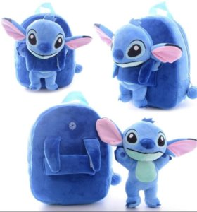 Рюкзачок для малыша (рюкзак стич)