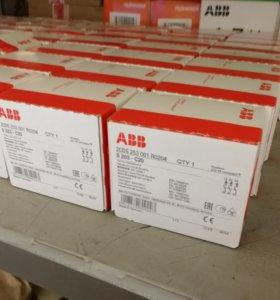 Автоматические выключатели ABB S203 6kA
