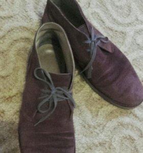Ботинки Massimo Dutti *🎁