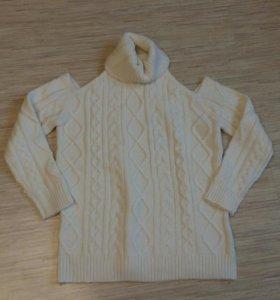 Новый белый свитер New Look
