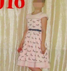 Платья на 10-12 лет