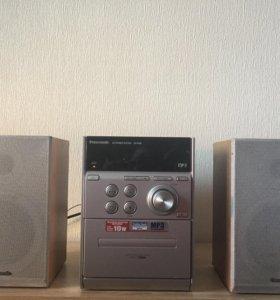 Музыкальный центр Panasonic SA-PM3