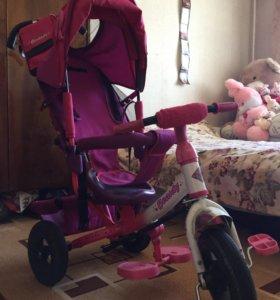Детский велосипед Trike beauty