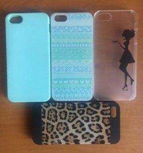 Чехлы на iPhone 5 3e1f954820651