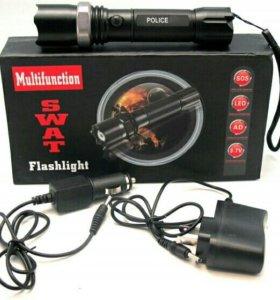 Светодиодный фонарь Multifunction FlashLight