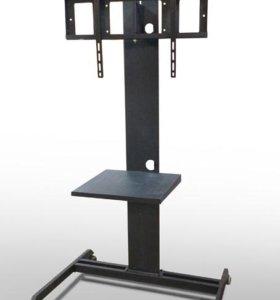 Мобильная напольная стойка для ТВ
