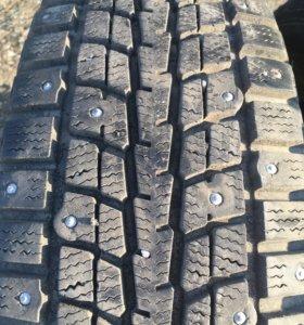 Комплект шин Dunlop winter ice 01 195/65R15