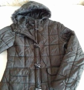 Куртка+жилетка