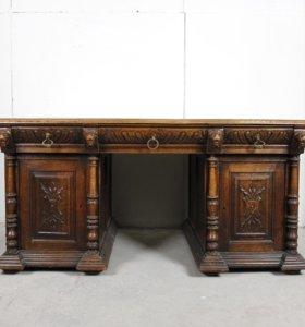 Антикварный письменный стол, 20 вв., Нидерланды