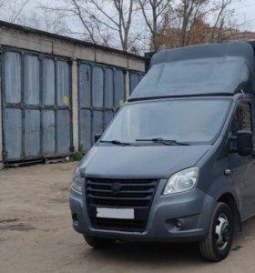 Продам ГАЗель Next 16м3 8 европаллет, 990кг по ПТС