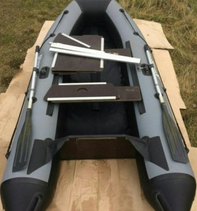 Лодка пвх ривер боатц 300 (киль)