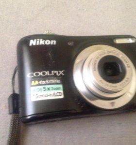 Nikon L 25 фотоаппарат