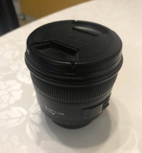Sigma 50mm f1,4 for Canon