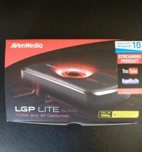 Avermedia live game portable lite