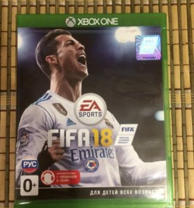 FIFA 18 для X-BOX ONE
