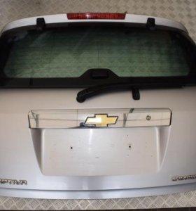 Дверь багажника Chevrolet Captiva