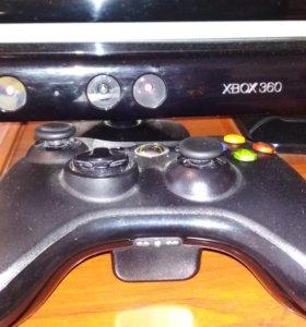 Игровая консоль XBOX 360 KINECT