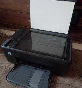 Принтер, сканер, копир НР