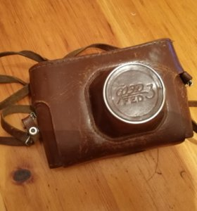 Продам советский фотоаппарат фэд3