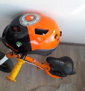 Детский шлем-защита рS(48-52) см