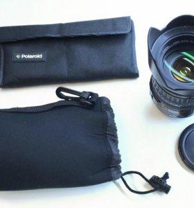 Canon 28-135mm f/3,5-5,6 IS USM объектив + плюшки