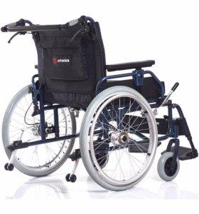 Кресло-Коляска инвалидная. Для лиц с большим весом