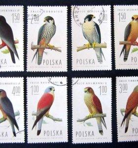 Наборы почтовых марок разных стран (есть обмен)