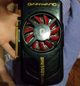 Nvidia geforce gtx 550ti gs