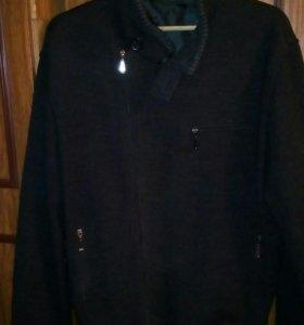 Куртка шерстяная мужская