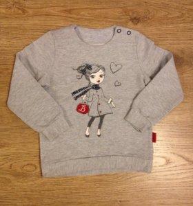 Пуловер на девочку р86