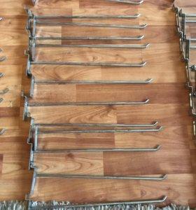 Продам крючки для стеновых панелей