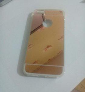 Чехол на iPhone se