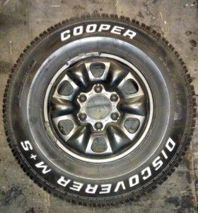 COOPER 235 75 R15 зима.