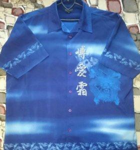 Рубашка мужская новая 52-54