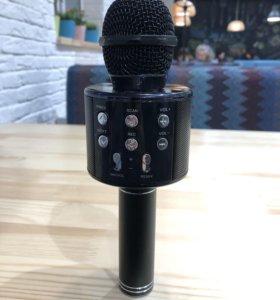 Микрофон с радио (обязательно прочите описание)