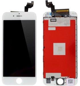 Дисплей+тачскрин (Белый) IPhone 6S Plus